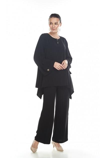 Rachel Top in Black
